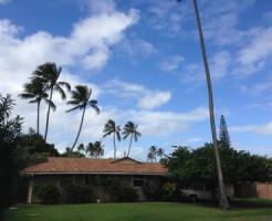 ハワイ民家