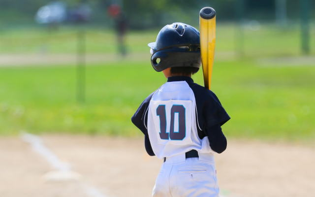 少年野球教室イメージ画像