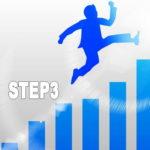 副業プログラムステップ3イメージ画像