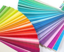 カラーサンプルイメージ画像