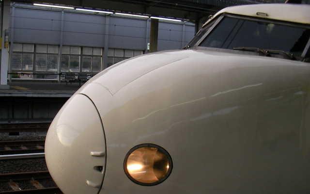 新幹線開通