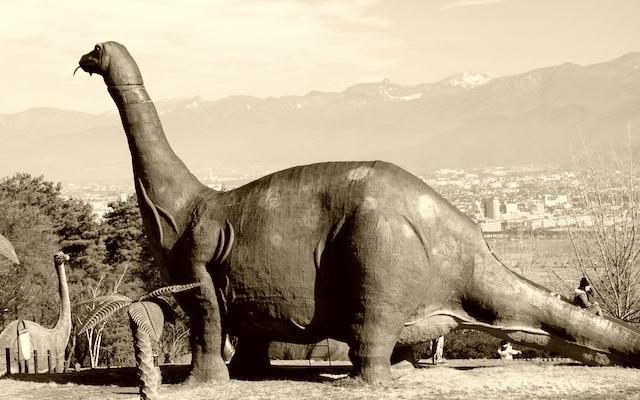 恐竜イメージ画像