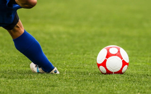 サッカーイメージ画像