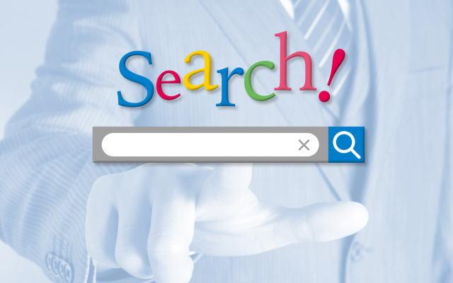 検索エンジンとブログ記事・コンテンツの重要性イメージ画像