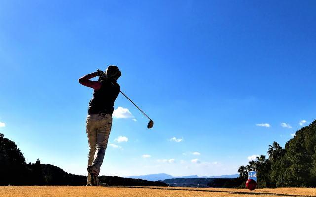 アフィリエイトの後発組のハンディとは真逆のハンディがあるゴルフのイメージ画像