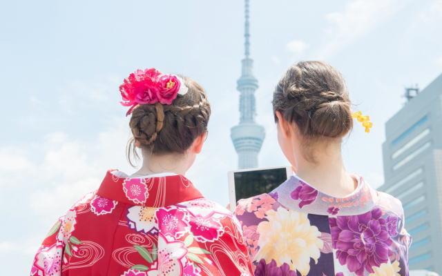 外国人が興味のある日本の文化・風習等のイメージ画像