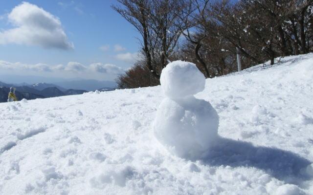 雪だるま式に増える借金イメージ画像
