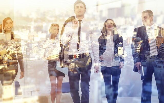銀行員と副業とのイメージ画像