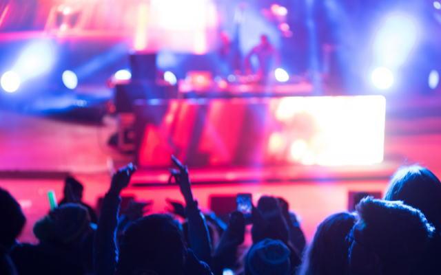 コンサートに例えたブログアフィリエイトイメージ画像