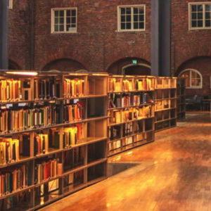 サイトマップ(図書室)