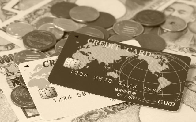 主婦のクレジットカード